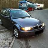 BMW 318d touring Edition, An Fabricatie: 2004, Motorina/Diesel, 176000 km, 1995 cmc, Seria 3