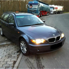 BMW 318d touring Edition, An Fabricatie: 2004, Motorina/Diesel, 176000 km, 1995 cmc, Seria 3