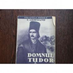 DOMNUL TUDOR - C. ARDELEANU - Istorie