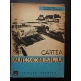 CARTEA AUTOMOBILISTULUI M.Stavra