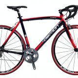 "Bicicleta Devron Road Race R4.8 Black, M - 540/20, 5""PB Cod:215RR485426 - Cursiere"