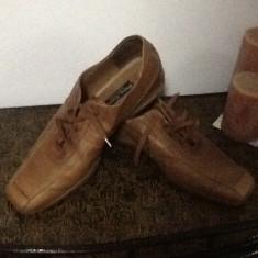 Pantofi bărbați - Pantof barbat Paul Green, Marime: 42, Culoare: Maro