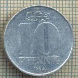 9025 MONEDA- GERMANIA(RDG) - 10 PFENNIG -anul 1983 A - starea ce se vede, Europa