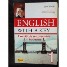 ENGLISH WITH THE KEY - LIDIA VIANU - Incarcator telefon Blackberry