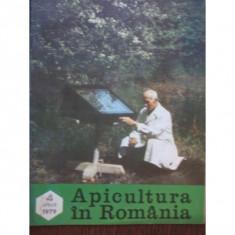 REVISTA APICULTURA IN ROMANIA NR.4/1979