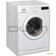 Masina de spalat rufe 6th Sense, 1200 RPM, 6 kg, clasa A++, display LCD, alb, Whirlpool AWO/C62200 - Masini de spalat rufe