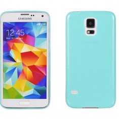 Husa Samsung Galaxy A3 2017 TPU Mint - Husa Telefon Samsung, Albastru, Gel TPU, Fara snur, Carcasa