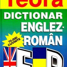 Dictionar englez-roman de 70.000 de cuvinte, Editura Teora