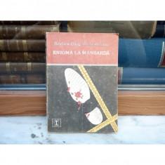 Enigma la mansarda , Rodica Ojog-Brasoveanu , 1971