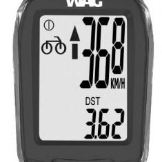 Kilometraj WAG 9 Functii Wireless NegruPB Cod:588040311RM, Ciclocomputer bicicleta