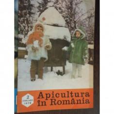 REVISTA APICULTURA IN ROMANIA NR.2/1978