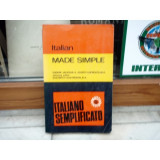 Italian made simple - Italiano semplificato , Eugene Jackson