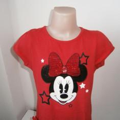 Rochie fete 7-8 ani, Minnie by Disney, rosie, superba!, Marime: Alta, Culoare: Din imagine
