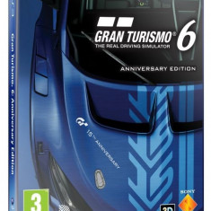 Gran Turismo 6 Anniversary Edition PS3 - Jocuri PS3, Curse auto-moto, 3+