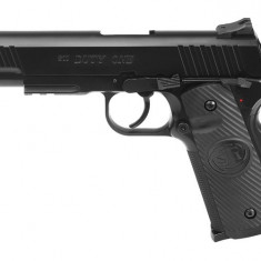 Replica ASG 1911 STi DUTY ONE CO2 metal slide NBB arma airsoft pusca pistol aer comprimat sniper shotgun