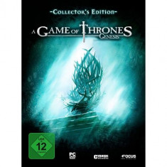 A Game of Thrones: Genesis Collector's Edition PC