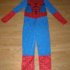 Costum carnaval serbare spiderman pentru copii de 10-11 ani, Marime: Masura unica, Culoare: Din imagine