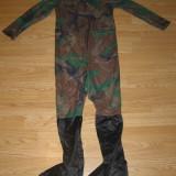 Costum carnaval serbare militar pentru copii de 8-9 ani - Costum Halloween, Marime: Masura unica, Culoare: Din imagine
