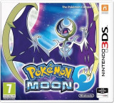 Pokemon Moon 3DS, Actiune, Toate varstele, Single player