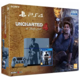 Consola PlayStation 4 Sony Ultimate Player Edition Limited Edition + joc Uncharted 4