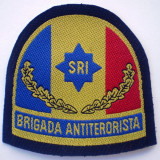 5.482 ROMANIA ECUSON BRIGADA ANTITERORISTA SRI 78/78mm