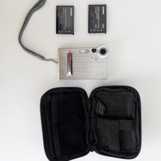 Aparat foto Casio Exilim EX-S3 (645) - Aparat Foto compact Casio, Compact, 4x, Sub 2.4 inch