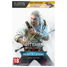 The Witcher 3 Wild Hunt Hearts of Stone Expansion Pack PC - Joc PC, Role playing, 18+, Single player