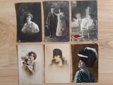 Carte postala , vechi, anii 1900, Circulata, Fotografie