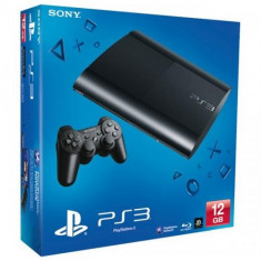 Consola SONY PS3 Super Slim 12 GB - PlayStation 3