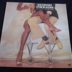 Detroit Emeralds - Let's Get Together _ vinyl, LP, album _ SUA _ disco '70 - Muzica Dance Altele, VINIL