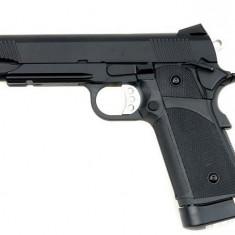 KJW Hi-Capa KP05 full metal CO2 arma airsoft pusca pistol aer comprimat sniper shotgun
