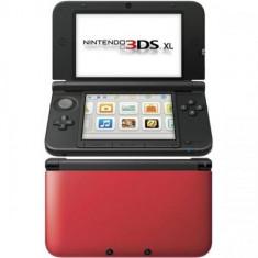 Consola Nintendo 3DS XL Rosu