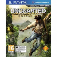 Uncharted: Golden Abyss PS Vita - Jocuri PS Vita, Actiune, 12+, Single player
