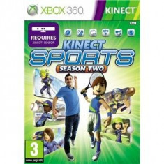 Kinect Sports Season 2 XB360 - Jocuri Xbox 360, Sporturi, 12+, Multiplayer