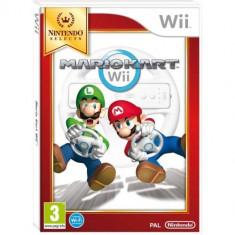 Mario Kart Wii - Jocuri WII, Actiune, 3+
