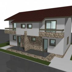 VAND -Vila in duplex in Com.Berceni - Casa de vanzare, 80 mp, Numar camere: 3, Suprafata teren: 170