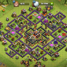 Clash of clans level 102