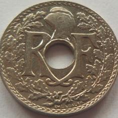 Moneda istorica 5 Centimes - FRANTA, anul 1937 *cod 4176 a.UNC