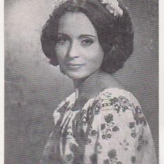 Bnk foto - Fotografie cu autograf Maria Udrica - muzica populara