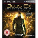 Deus Ex Human Revolution Limited Edition PS3