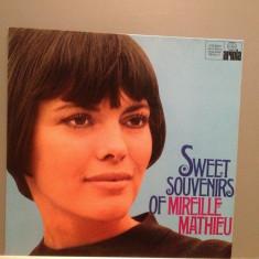 MIREILLE MATHIEU - GREATEST HITS (1978/ARIOLA/RFG) - Vinil/Vinyl/Impecabil (NM) - Muzica Pop