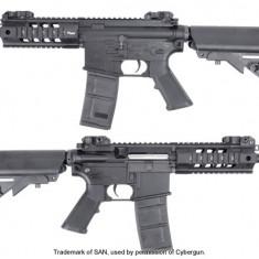 Replica SIG 516 PDW Full metal arma airsoft pusca pistol aer comprimat sniper shotgun