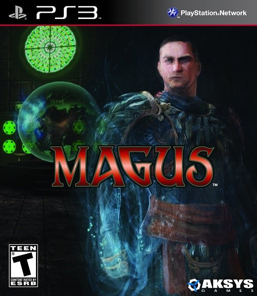 Magus PS3 foto mare