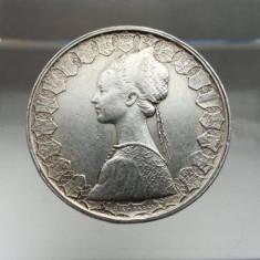 500 lire 1960 Italia moneda argint numismatica bani vechi monezi monede colectie, Europa