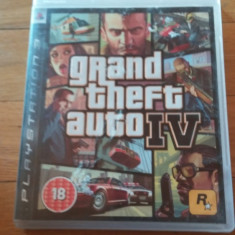 PS3 Grand theft auto 4 - joc original by WADDER - Jocuri PS3 Rockstar Games, Actiune, 18+, Single player