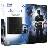 Consola PlayStation 4 Sony Ultimate Player Edition 1TB + joc Uncharted 4