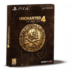 Uncharted 4: A Thief's End Special Edition PS4 - Jocuri PS4, Actiune, 16+