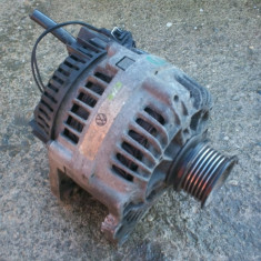 Alternator Volkswagen Golf 3 motor 1.9 TD ( turbo diesel ). Automax