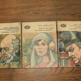 Comedia moderna de John Galsworthy ( 3 vol.) - Roman, Anul publicarii: 1985