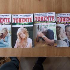 TORENTE- MARIE ANNE DESMAREST, VOL II, III, IV, V, 2013 - Roman